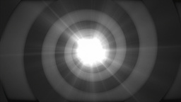 Gray Swirl With Central Light Stock Video Footage