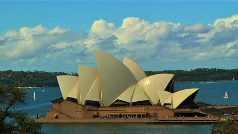 Sydney Opera House 02 Footage