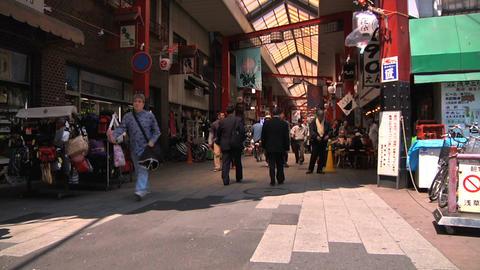 Tokyo Street 03 Stock Video Footage