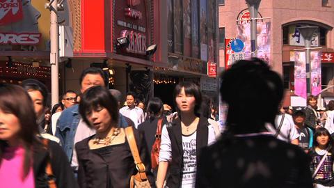 Tokyo Street 05 Footage