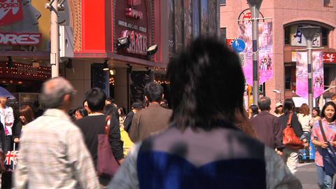 Tokyo Street 05 Stock Video Footage
