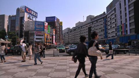 Tokyo Street 07 Footage