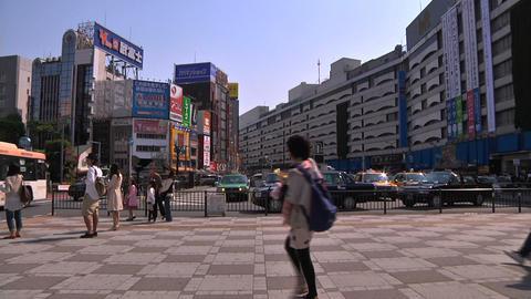 Tokyo Street 07 Stock Video Footage