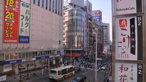 Tokyo Street 09 Footage
