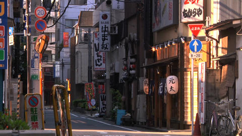 Tokyo Street 15 Stock Video Footage