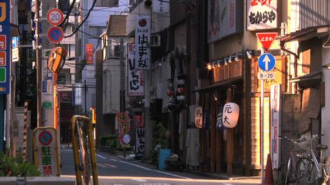 Tokyo Street 15 Footage
