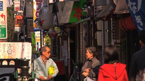 Tokyo Street 17 Footage
