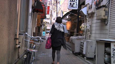 Tokyo Street 19 Stock Video Footage