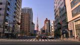 Tokyo Street 21 stock footage
