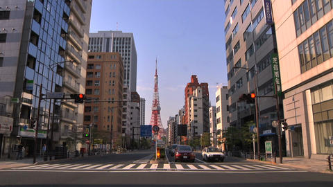 Tokyo Street 21 Footage