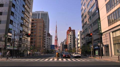 Tokyo Street 21 Stock Video Footage