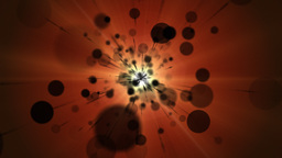 Particles Emission Stock Video Footage