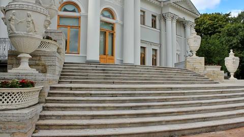 Yelagin Palace Stock Video Footage