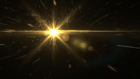 Sparkle Space Ba HD Stock Video Footage