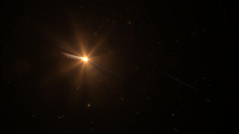Sparkle Space Ea HD Stock Video Footage