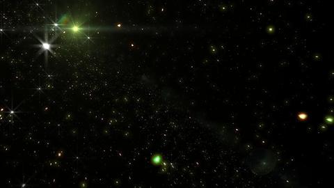 Sparkle Space Ka HD Stock Video Footage
