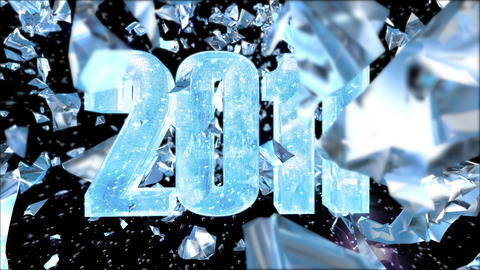 2011 Stock Video Footage