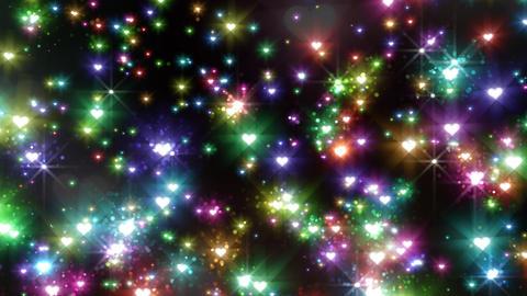Color Sparkle EhFc HD Animation