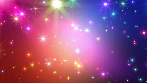Color Sparkle BkCs HD Animation