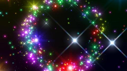 Color Sparkle CcFc HD Animation
