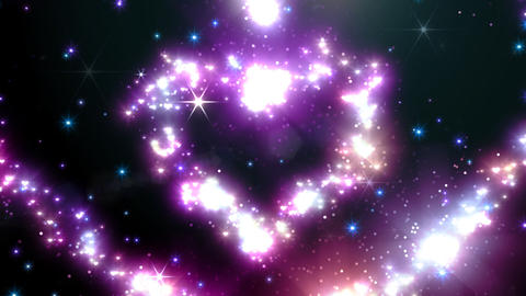 Color Sparkle ChFs HD Animation