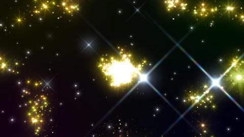 Color Sparkle CsFs HD Stock Video Footage