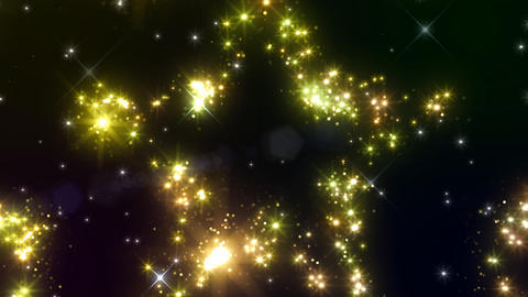 Color Sparkle CsFs HD Animation