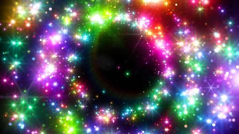 Color Sparkle DcFs HD Animation