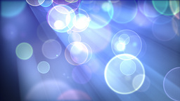Bubble-like Particles, Loop Stock Video Footage