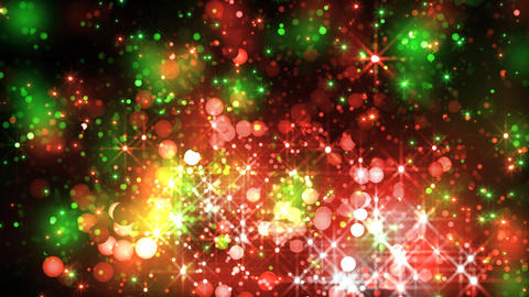 Color Sparkle FkFc HD Stock Video Footage