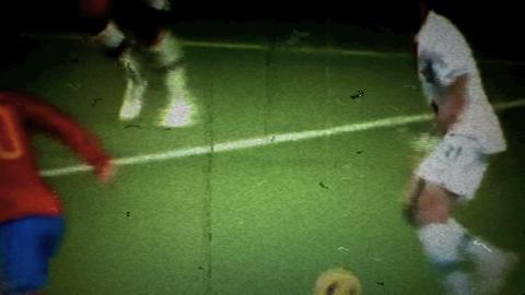 Football 010 Stock Video Footage