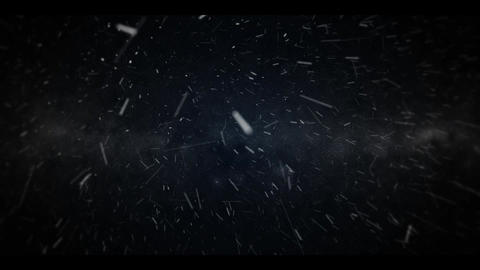 Blizzard 2 Stock Video Footage