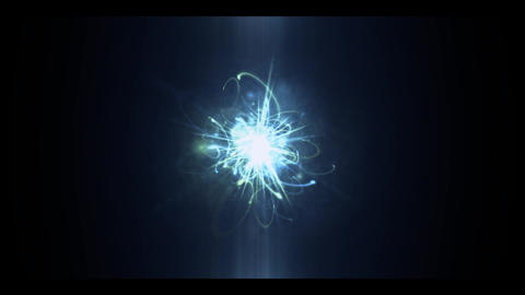 Flare 2 BG Stock Video Footage
