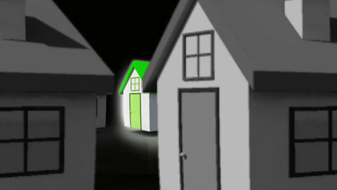 Finding your perfect home animation Animation