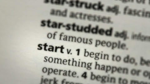 Focus on start Live Action