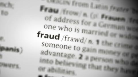 Focus on fraud Footage