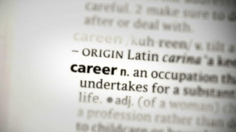 Focus on career Footage