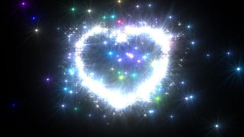 Heart Sparkle D2 Animation