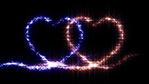Heart Sparkle E3 Animation
