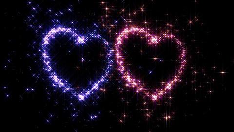 Heart Sparkle 3 A3 Animation