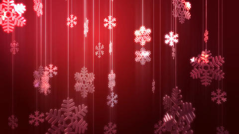 Christmas Background Loops