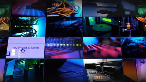 Communication-technology-1 Stock Video Footage