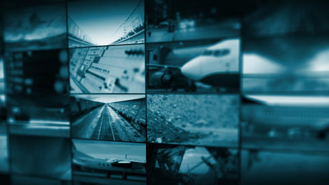 Transportation-1 Stock Video Footage