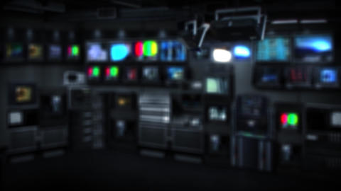 Virtual-studio-7 Stock Video Footage