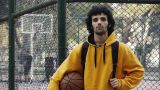 Young Man Play Basketball Streetball Sport Game Action 1 stock footage