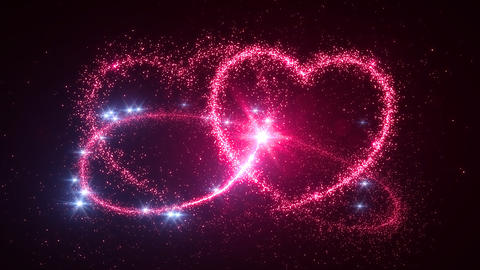 Heart Glitter 2 D1 Animation