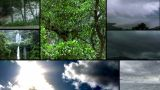 Global Warming Climate Change Montage stock footage
