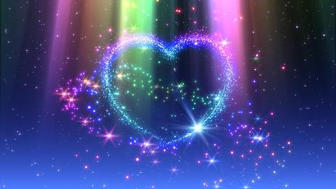 Heart Glitter 2 B3 Animation