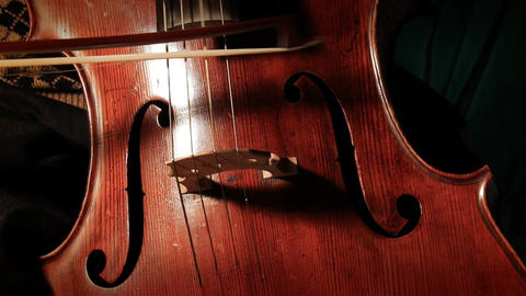 Cello 03 Stock Video Footage