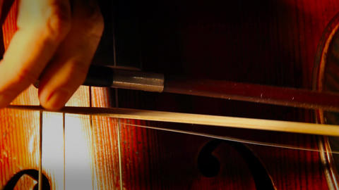 Cello 09 Stock Video Footage